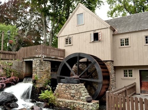plimoth grist mill ex