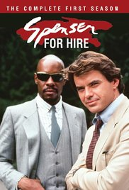SPenser for Hire - Hawk and spenser