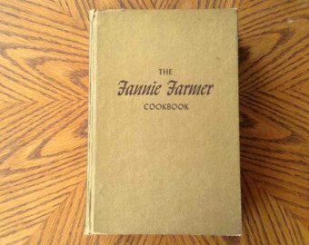 Fannie Farmer 1918 11thed
