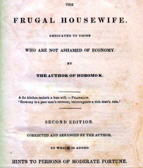 Frugal hs 2nd ed cover