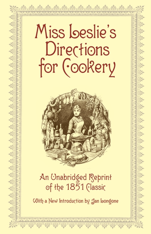 Leslie cookery 1851