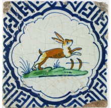 delft-tile-with-a-polychrome-hare-c 1620