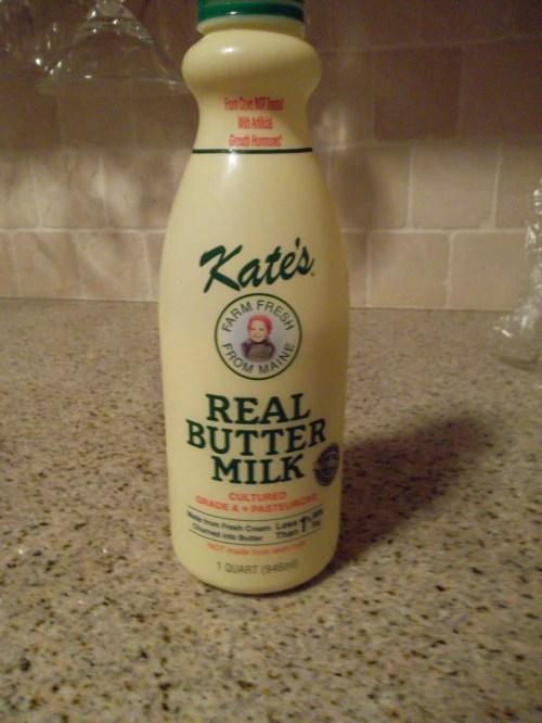 Kates buttermilkk