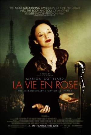 LaVie an rose poster