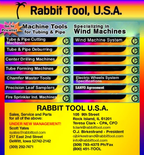 rabbit tools